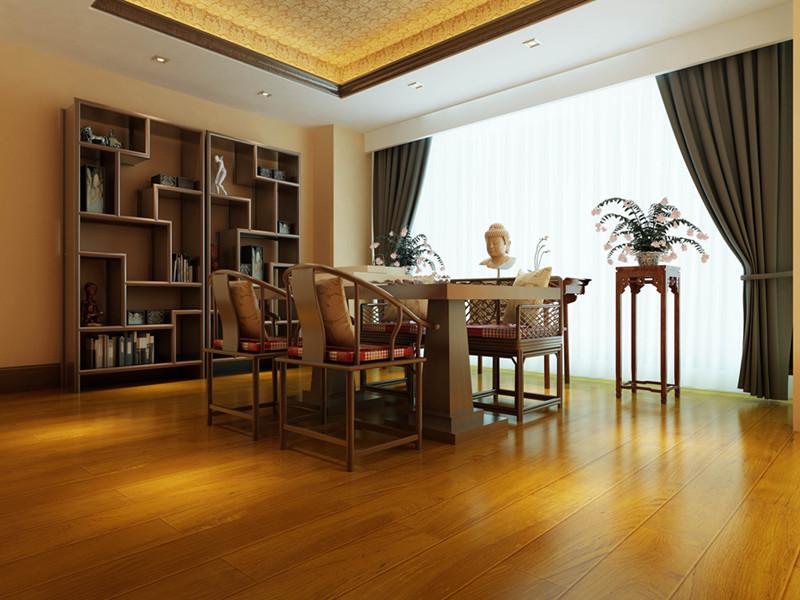 柚木是世界公認的名貴樹種,被譽為萬木之王,是制造高檔家具、地板、室內外裝飾的最好材料。柚木紋理美觀,溫潤亮澤,顏色統一,重量以及木質堅硬適中。因含有極重的油質,在日曬雨淋、干濕變化極大的情況下,不翹、不裂、不變形,耐磨、耐水、耐火性強。柚木還帶有一種特別的香味,能驅蛇、蟲、鼠、蟻,同時不怕酸堿,且耐腐。更為神奇的是它會使木質品的刨光面通過光合作用氧化產生天然的金黃色,并且隨著時間的增長而顯得更加美麗。由于地理環境的差異,生長期有長有短,其中,緬甸柚木才是柚木中的上品,從生長到成材最少經過50年。隨著資源